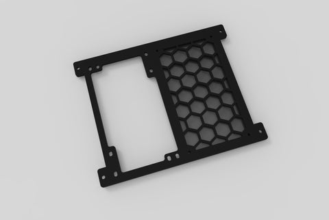 Silverstone TJ07 PSU Plate (Honeycomb) w/Dust Filter