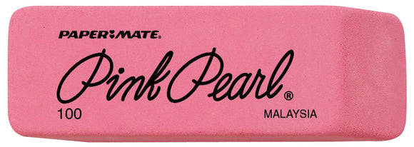 PAPER MATE® Pink Pearl® Erasers - Modern School Supplies, Inc.