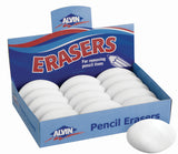 ALVIN® Pencil Eraser Class Packs - Modern School Supplies, Inc.