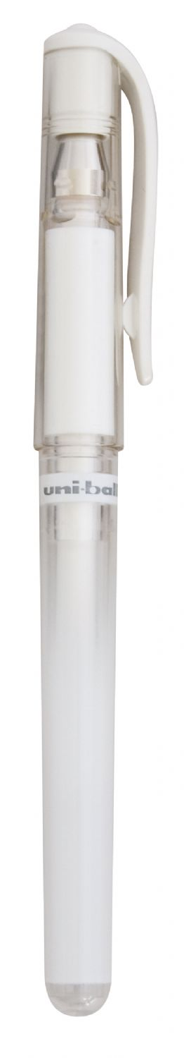 Uni-Ball® Signo White Gel Pen - Modern School Supplies, Inc.