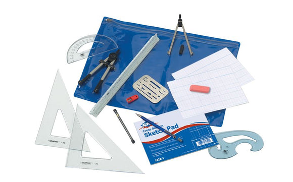 Alvin® Beginners Mechanical Drafting Kit - Modern School Supplies, Inc.