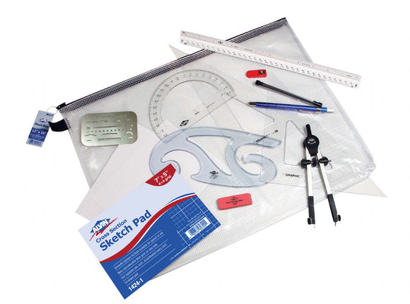 Alvin® BRK Technical Grade Blueprint Kit - Modern School Supplies, Inc.