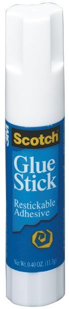 SCOTCH® Restickable Glue Stick - Modern School Supplies, Inc.