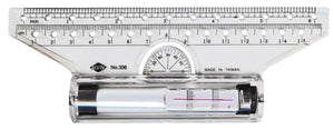 Alvin® Rolling Parallel Rulers - Modern School Supplies, Inc.