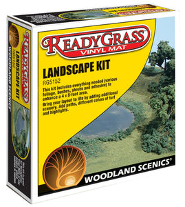 WOODLAND SCENICS® ReadyGrass Landscape Kit - Modern School Supplies, Inc.