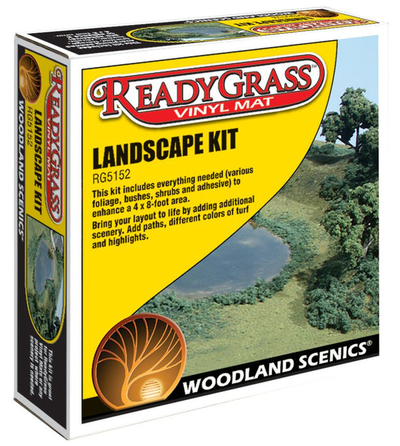 WOODLAND SCENICS® ReadyGrass Landscape Kit
