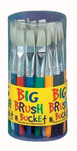 Princeton™ Big Brush Bucket Display - Modern School Supplies, Inc.