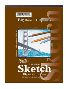 "Seth Cole 18"" x 24"" Premium Sketch Big Book - Modern School Supplies, Inc."