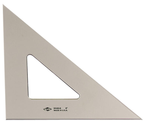 ALVIN® Smoke-Tint Triangles - Modern School Supplies, Inc.
