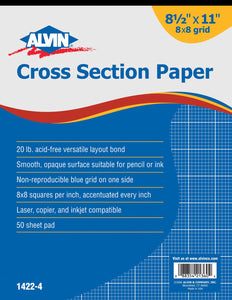 Alvin® Cross Section Papers - Modern School Supplies, Inc.