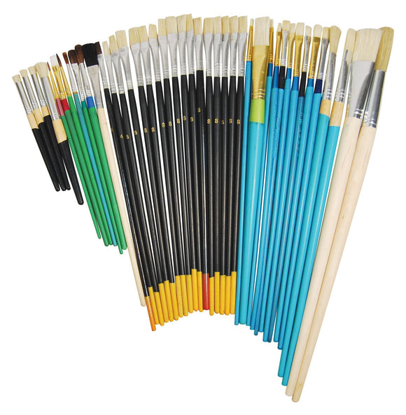 Heritage Arts™ 42-Piece Perfectly Imperfect Brush Value Set - Modern School Supplies, Inc.