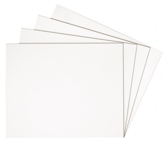 Alvin® White On White Presentation and Photography Presentation Boards - Modern School Supplies, Inc.