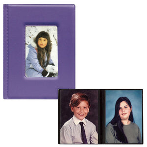 "Pioneer® 4"" x 6"" Hard Cover Frame Photo Album"