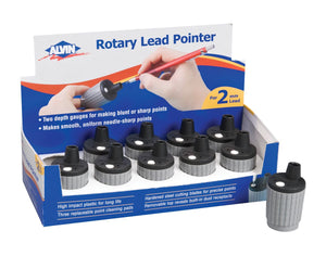 Alvin® Rotary Lead Pointer Display - Modern School Supplies, Inc.