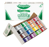 CRAYOLA® Classic Marker Sets