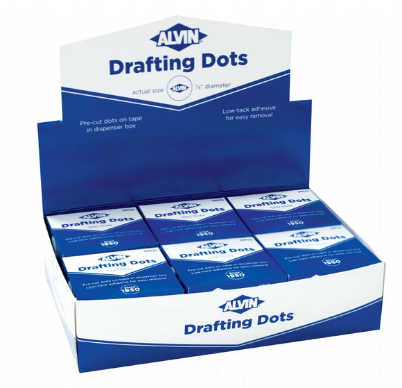 Alvin® Drafting Dots Display - Modern School Supplies, Inc.