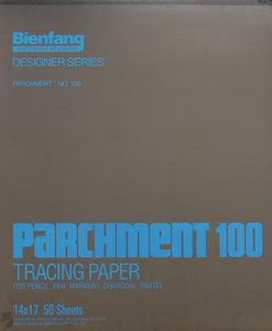 "Bienfang® 14"" x 17"" Parchment Tracing Pad - Modern School Supplies, Inc."