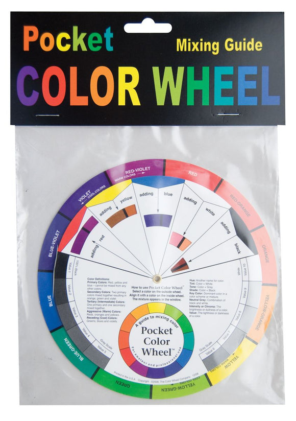Color Wheel™ Color Mixing Guides - Modern School Supplies, Inc.