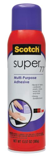 Scotch® Super 77 Spray Adhesives