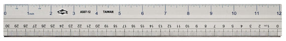 ALVIN® Aluminum Rulers - Modern School Supplies, Inc.