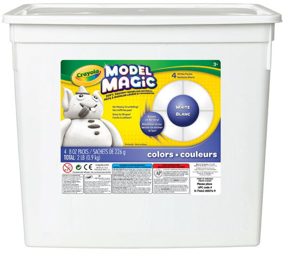 CRAYOLA® MODEL MAGIC® Model Magic – WHITE