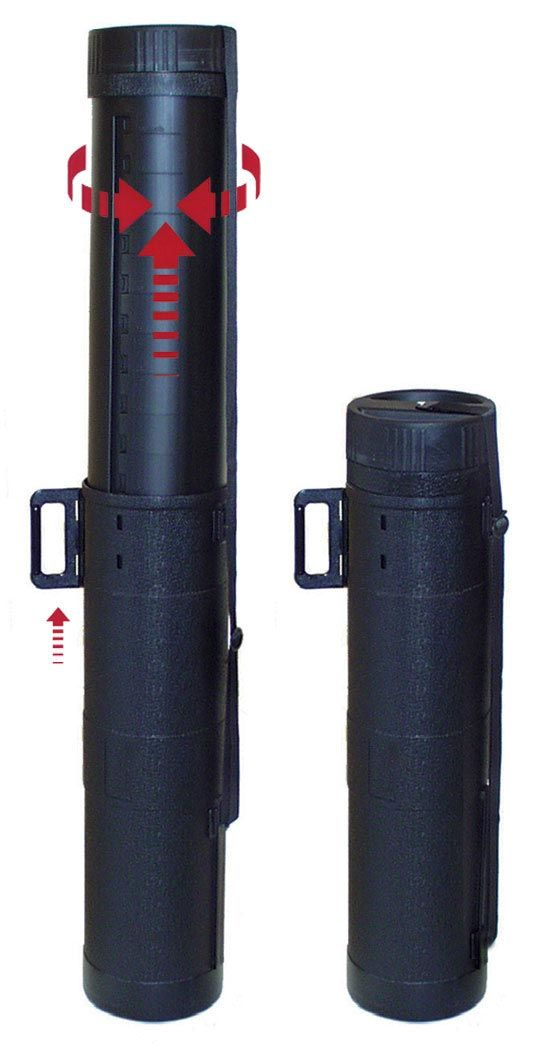 Alvin® Telescoping Zoom Tube 6 3/4