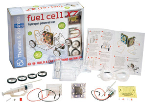THAMES & KOSMOS® Fuel Cell X7 Hydrogen Powered Car Kit – CLEARANCE