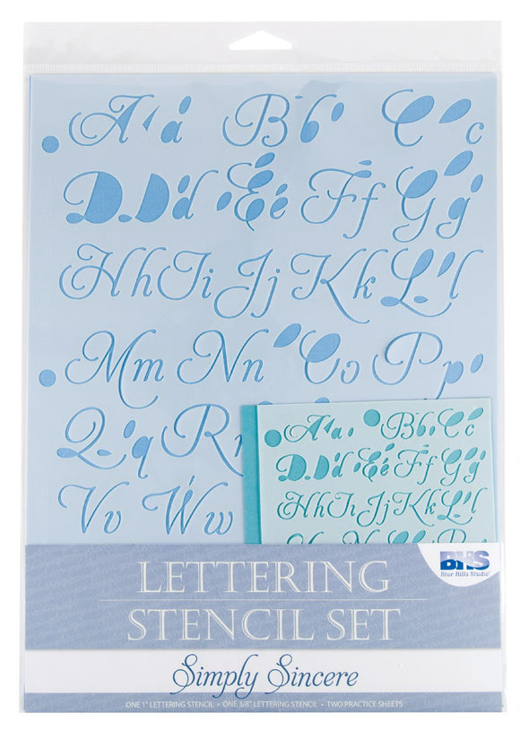 Alvin® Lettering Stencil Sets - Modern School Supplies, Inc.