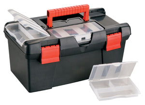 Heritage Arts™ Medium Art Black Tool Box - Modern School Supplies, Inc.