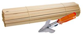 MODERN™ Balsa Pack w/Cutter - Modern School Supplies, Inc.