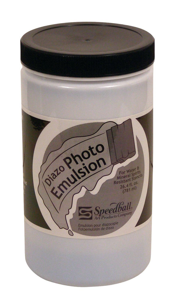 Speedball® Diazo Photo Emulsion and Sensitizer