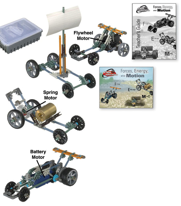 K'NEX® Forces, Energy and Motion Kit - Modern School Supplies, Inc.