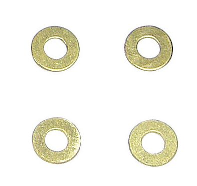 ABS Dragster Accessories Axle Washers 100/Bag - Modern School Supplies, Inc.