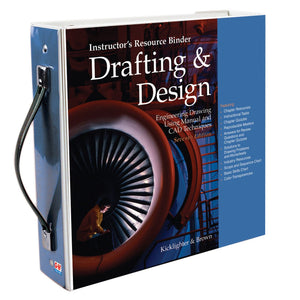 Goodheart-Wilcox Drafting & Design Worksheets, 7th Edition