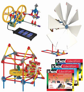 K'Nex® Renewable Energy Set – CLEARANCE