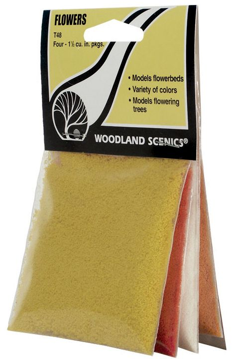 WOODLAND SCENICS® Flowers® Flowers – CLEARANCE