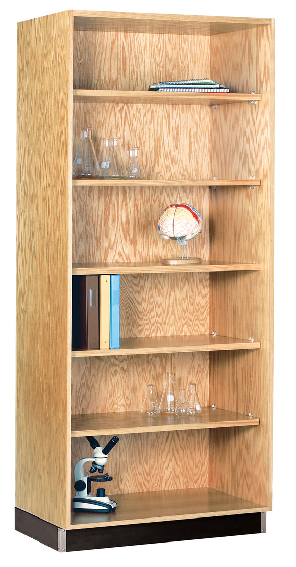 DIVERSIFIED® Storage Bookcase