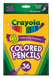 CRAYOLA® Long Colored Pencil Sets - Modern School Supplies, Inc.