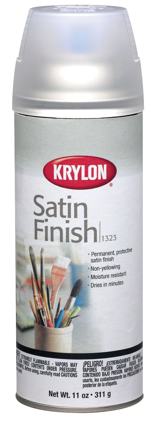 Krylon® Satin Finish Spray - Modern School Supplies, Inc.
