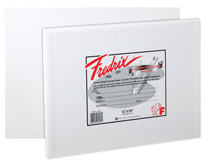 Fredrix® Artist Series Canvas Panels