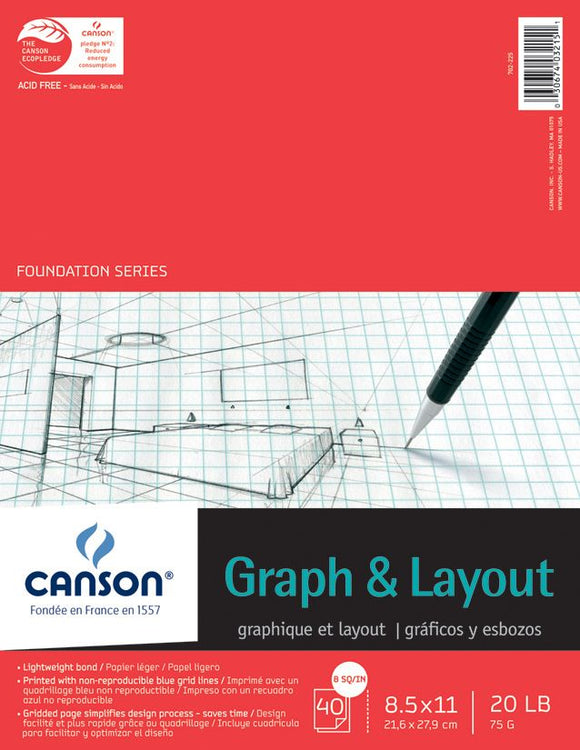 Canson®Foundation Series 8.5