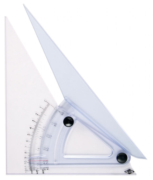 ALVIN® Computing Trig-Scale Adjustable Triangles - Modern School Supplies, Inc.