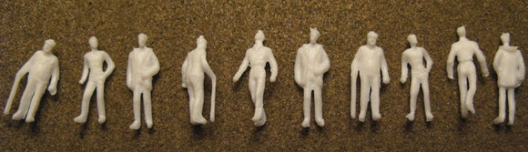 WEE SCAPES™ Architectural Model Human Figures