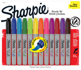 SHARPIE® Brush Markers