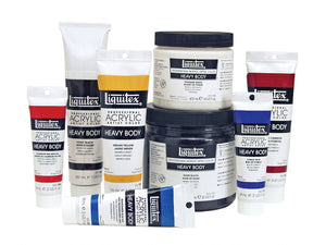 Liquitex® Professional Series Heavy Body Color 2oz Naples Yellow Hue
