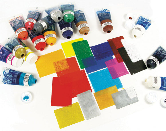 Speedball® Water Soluble Block Printing Inks