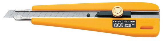 Olfa® 300 Utility Knife - Modern School Supplies, Inc.