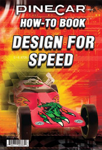 PINECAR® How-To Book Design For Speed – CLEARANCE