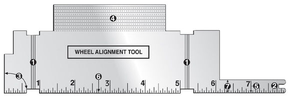 Pinecar® Alignment Tool