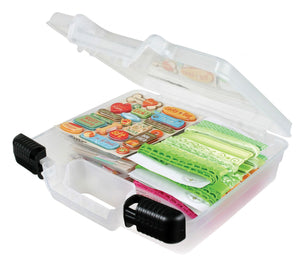 "Artbin® Quick View Deep Base 10"" Carrying Case - Modern School Supplies, Inc."